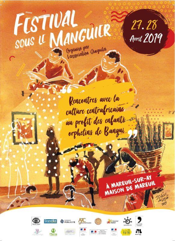 Festival sous le manguier