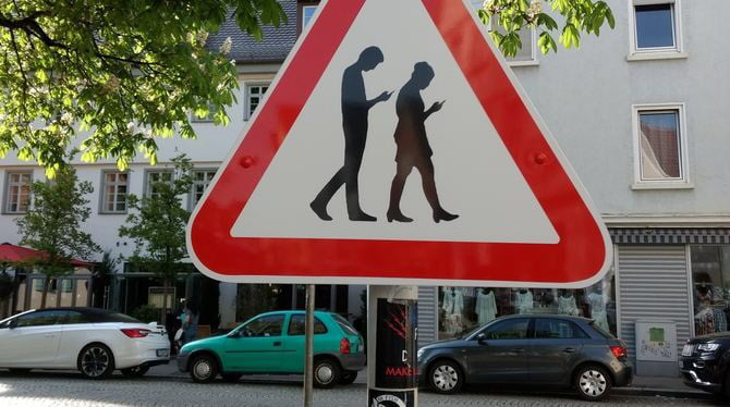 #Smombies : attention danger !