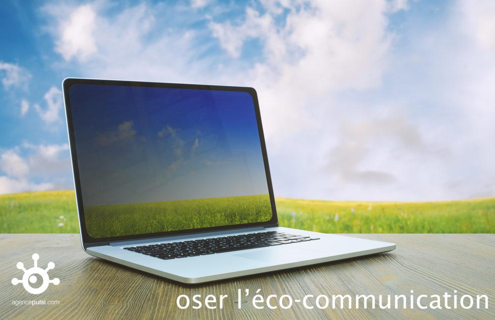 Oser l'éco-communication