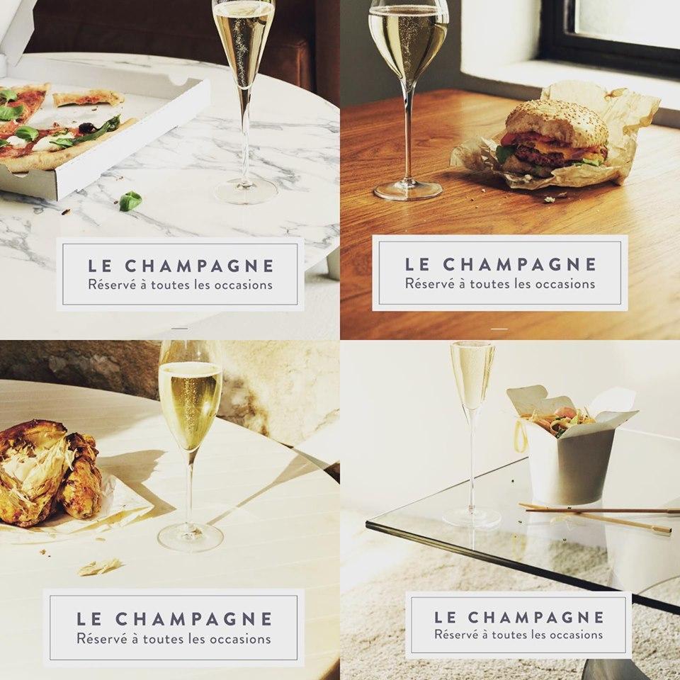 polémique champagne