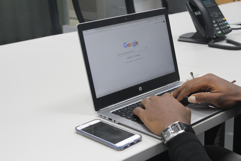 Agence Pulsi recherche Google résultats clics 50 pourcent