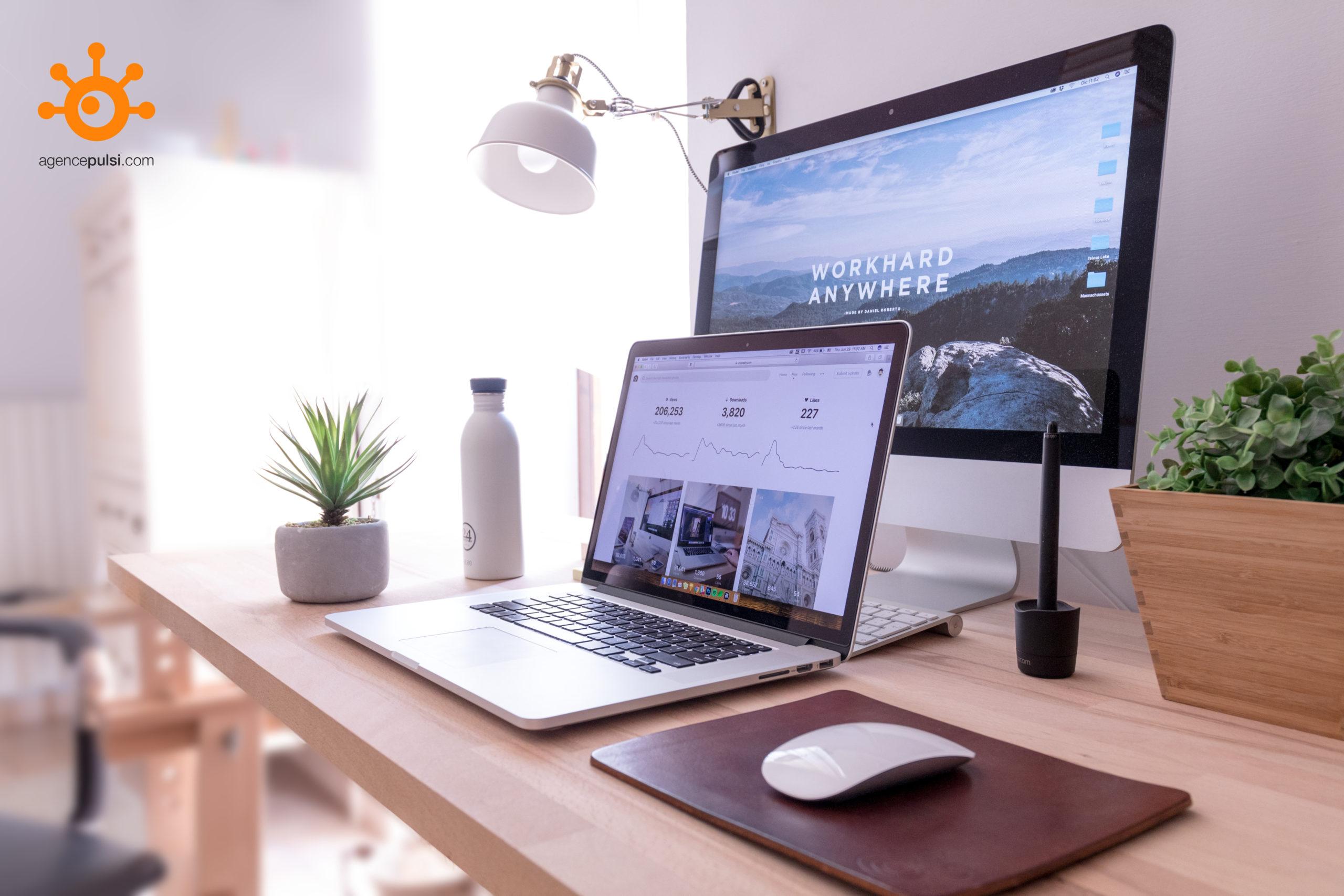 Agence Pulsi idées reçues environnement numérique